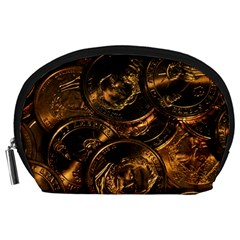 GOLD COINS 2 Accessory Pouches (Large)