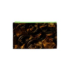 GOLD COINS 2 Cosmetic Bag (XS)