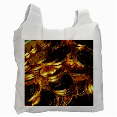 GOLD COINS 1 Recycle Bag (One Side)