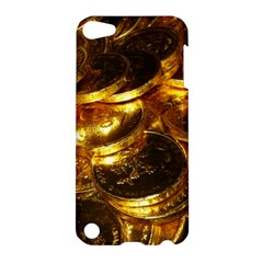 GOLD COINS 1 Apple iPod Touch 5 Hardshell Case