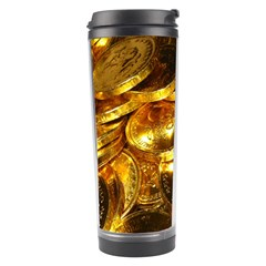 GOLD COINS 1 Travel Tumblers