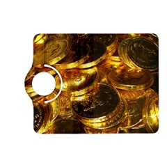 GOLD COINS 1 Kindle Fire HD (2013) Flip 360 Case