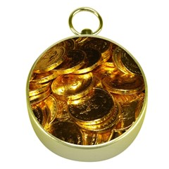 GOLD COINS 1 Gold Compasses