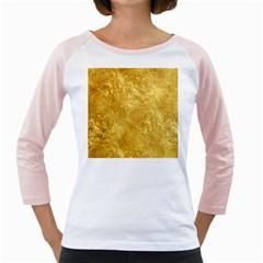 GOLD Girly Raglans