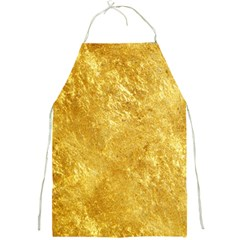 GOLD Full Print Aprons