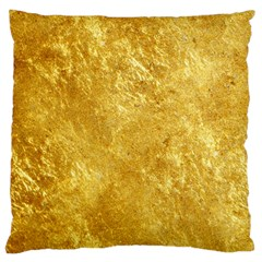GOLD Large Cushion Cases (One Side)