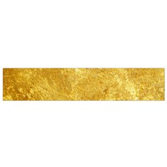 GOLD Flano Scarf (Small)