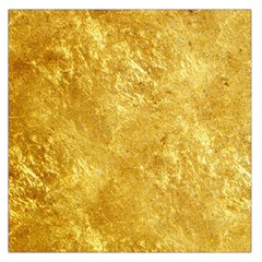 GOLD Large Satin Scarf (Square)