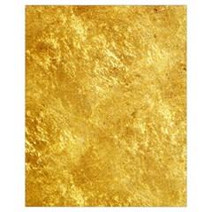 Gold Drawstring Bag (small)