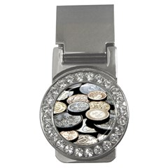 FOREIGN COINS Money Clips (CZ)