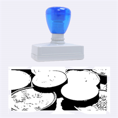 Foreign Coins Rubber Stamps (large)