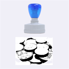 FOREIGN COINS Rubber Oval Stamps