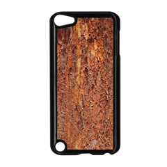 FLAKY RUSTING METAL Apple iPod Touch 5 Case (Black)