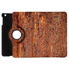 FLAKY RUSTING METAL Apple iPad Mini Flip 360 Case