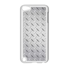 DIAMOND PLATE Apple iPod Touch 5 Case (White)
