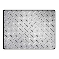 Diamond Plate Double Sided Fleece Blanket (small)