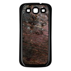 CORROSION 2 Samsung Galaxy S3 Back Case (Black)