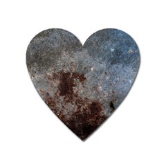 CORROSION 1 Heart Magnet