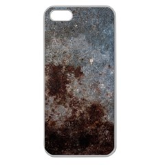 CORROSION 1 Apple Seamless iPhone 5 Case (Clear)