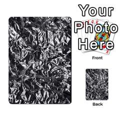 Aluminum Foil Multi Purpose Cards (rectangle)