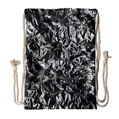 Aluminum Foil Drawstring Bag (large)