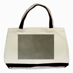 GREY SUEDE Basic Tote Bag