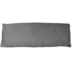 Grey Suede Body Pillow Cases (dakimakura)