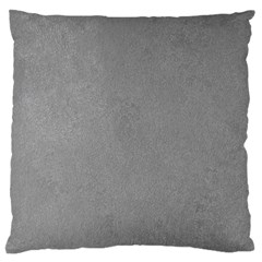 Grey Suede Large Cushion Cases (two Sides)