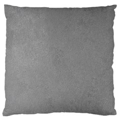 GREY SUEDE Standard Flano Cushion Cases (One Side)