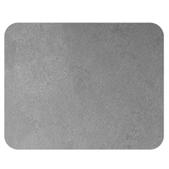 GREY SUEDE Double Sided Flano Blanket (Medium)