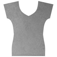 Women s V-Neck Cap Sleeve Top