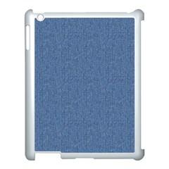 DENIM Apple iPad 3/4 Case (White)