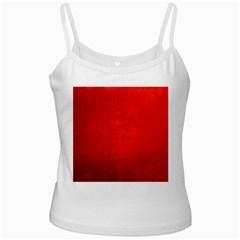 CRUSHED RED VELVET Ladies Camisoles