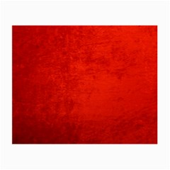 CRUSHED RED VELVET Small Glasses Cloth (2-Side)