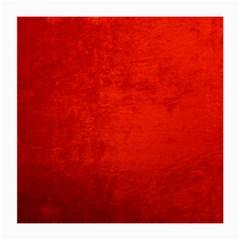 CRUSHED RED VELVET Medium Glasses Cloth