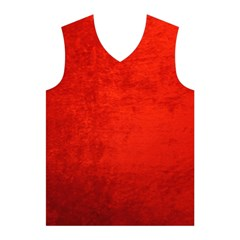 CRUSHED RED VELVET Men s Basketball Tank Top