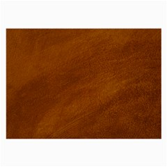 BRUSHED SUEDE TEXTURE Large Glasses Cloth