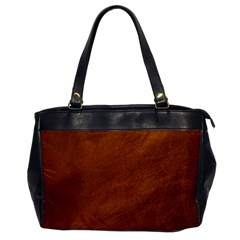 BRUSHED SUEDE TEXTURE Office Handbags
