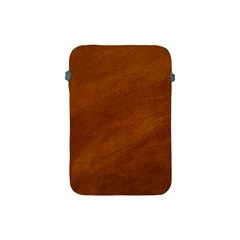 BRUSHED SUEDE TEXTURE Apple iPad Mini Protective Soft Cases