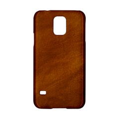 BRUSHED SUEDE TEXTURE Samsung Galaxy S5 Hardshell Case