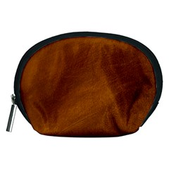 BRUSHED SUEDE TEXTURE Accessory Pouches (Medium)