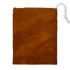 Brushed Suede Texture Drawstring Pouches (xxl)