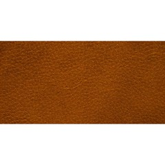 Brown Leather You Are Invited 3d Greeting Card (8x4)