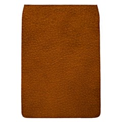 BROWN LEATHER Flap Covers (S)