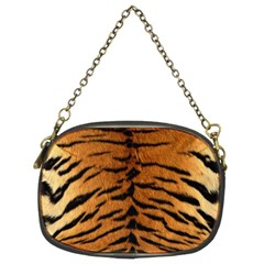 TIGER FUR Chain Purses (Two Sides)