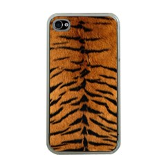 TIGER FUR Apple iPhone 4 Case (Clear)