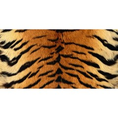Tiger Fur You Are Invited 3d Greeting Card (8x4)