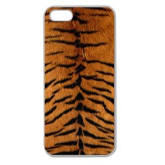 TIGER FUR Apple Seamless iPhone 5 Case (Clear)