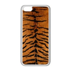 TIGER FUR Apple iPhone 5C Seamless Case (White)