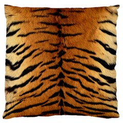 TIGER FUR Standard Flano Cushion Cases (Two Sides)